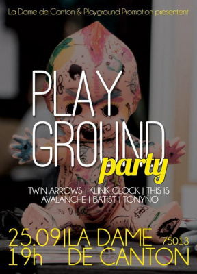 Playground Party #1
