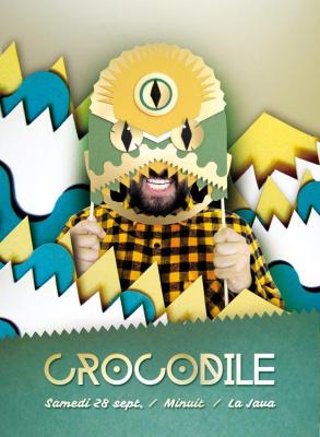 CROCODILE #26