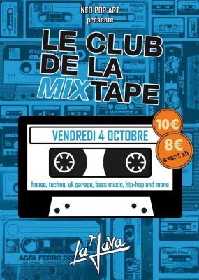 LE CLUB DE LA MIXTAPE
