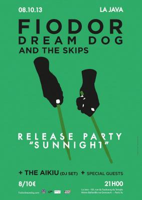FIODOR DREAM DOG + THE AIKIU (DJ SET)