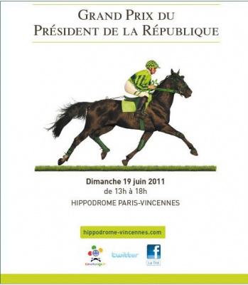 Grand prix du président de la république 2011, crottin de champions, ateliers jardinage