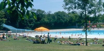 base de loisirs du port aux cerises, espace baignade, base de loisirs de draveil, réouverture piscine