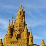 moments magiques de dysney, paris plage, château de sable, disneyland paris
