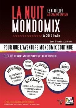 La Nuit Mondomix