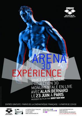 Arena 3D