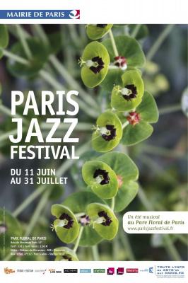Paris Jazz Festival 2011, Parc Floral, Thomas Enhco