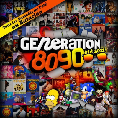 Génération 80/90, Le Bataclan