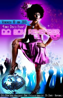 Do You Remember - Funky Disco Fever, Bizz'Art, Kaith Skool