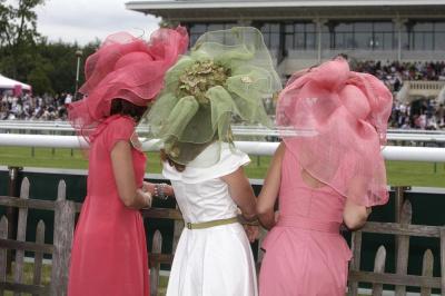 Prix de Diane Longines, Hippodrome de Chantilly, Course Hippique, Equitation