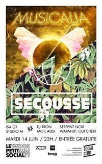 Secousse, Musicalia, Social Club