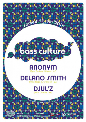 Bass Culture, Rex Club