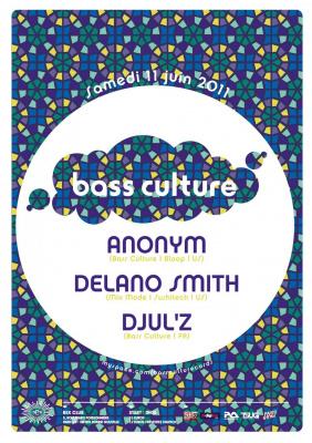 Bass Culture, Rex Club