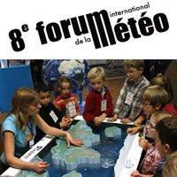 8ème Forum International de la Météo et du climat, Palais de la Découverte, 2011