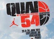 Quai 54, Streetball, Basket de Rue, Trocadéro