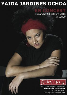 Concert Yaida Jardines Ochoa
