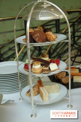 Tea time au Shangri La Hotel