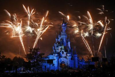 St Patrick's Day ˆ Disneyland