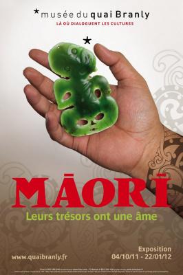 Musée du quai Branly. « Maori, leurs trésors ont une âme »
