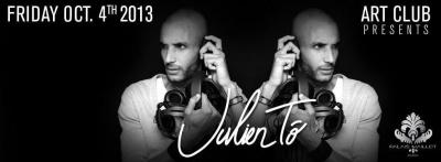 Palais Maillot presents Julien Tô