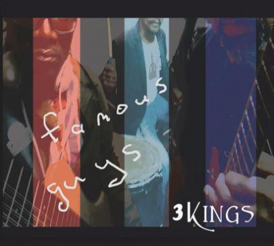 3 kings avec Jean-Paul Bourelly