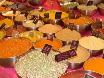 Salon oh my food 2011