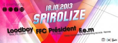 Spirolize