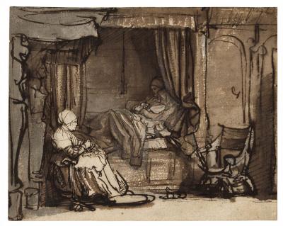 Rembrandt et son cercle, Institut Néerlandais, exposition