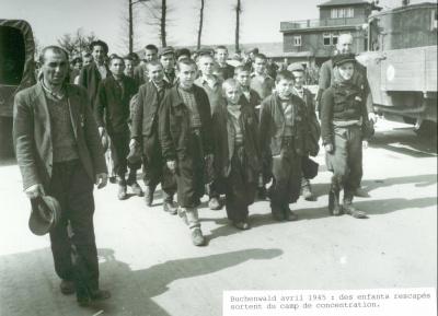 A la Vie !, Buchenwald, Mairie du 6e, exposition