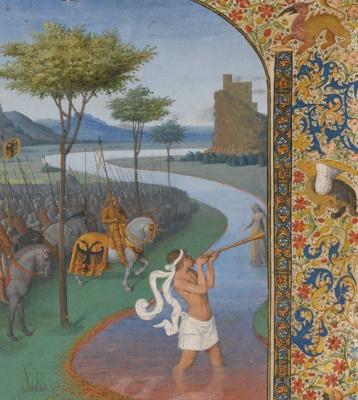 Enluminures, Moyen Age, Renaissance, Louvre