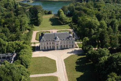 Domaine de Villarceaux,Val d'Oise, Château, Jardin, Vexin français