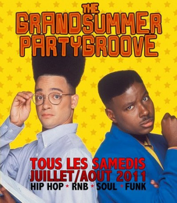 The Grand Summer Party Groove, 1979, Soirée, Été, Samedi, Juillet, Août