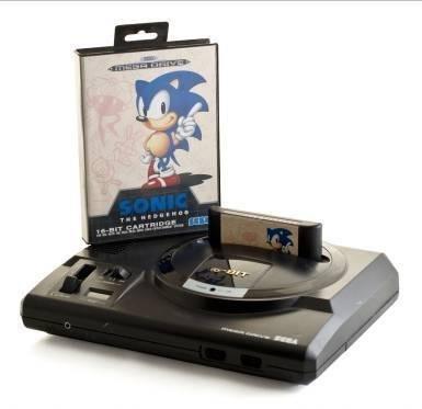 Mega Drive, Sega, 1988
