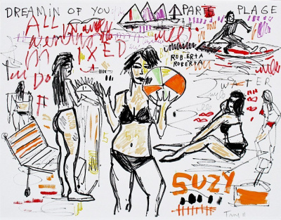 Troy Henriksen, Suzy, Galerie W