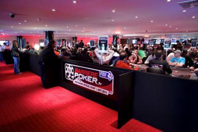 Barrière Poker Tour, Casino d'Enghien-les-Bains