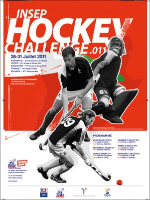 INSEP Hockey Challenge 2011, Hockey sur Gazon, Équipe de France