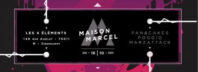 MAISON MARCEL Présente MARCEL PARTY #5