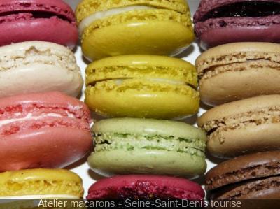 Atelier macarons - Seine-Saint-Denis tourise