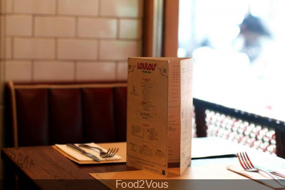 Loulou' Friendly Diner : un bistrot franco new-yorkais en plein coeur de Paris