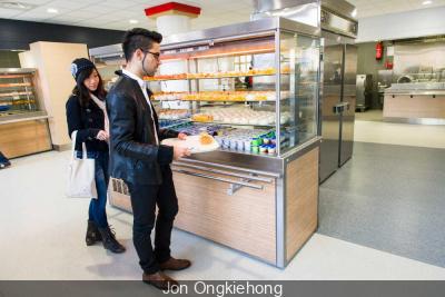 Le repas le moins cher de Paris au Restaurant Universitaire de la Cité Internationale