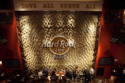 Fête et gastronomie au Hard Rock Café pour la Saint Sylvestre