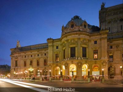 Réveillon du Nouvel An 2013-2014 à l'Opéra Restaurant