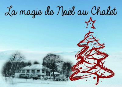 La magie de Noël au Chalet des Iles Daumesnil