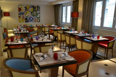 Saint Valentin au MagnuM, restaurant du Villa Hôtel Majestic