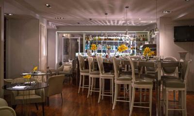 Atelier cocktails à l'Hôtel Renaissance Paris Le Parc Trocadéro