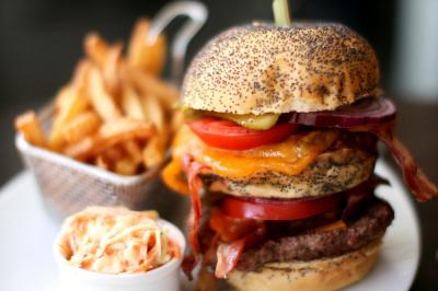 PDG : le pionnier du burger