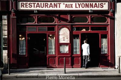 """Aux Lyonnais : 1er label """"Bouchon Lyonnais"""" à Paris"""