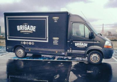 """La Brigade : le food truck """"bistronome"""""""