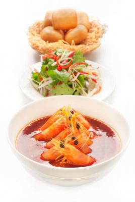 La cuisine de Singapour à l'honneur du Bauhinia