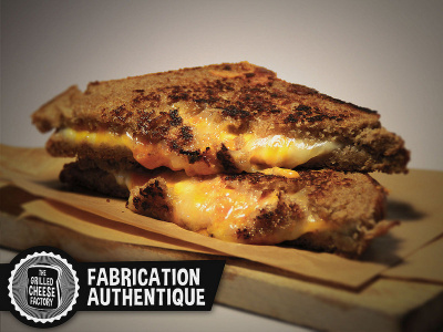 The Grilled Cheese Factory débarque en France