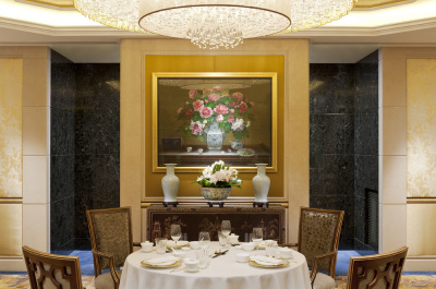 Les Dim Sum du Shang Palace